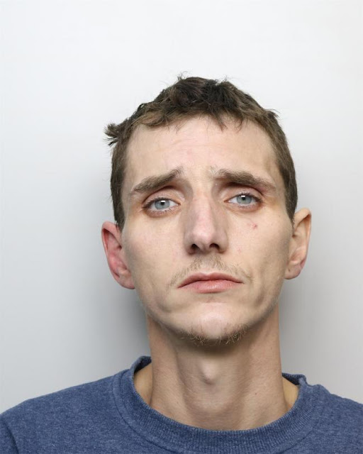 Stephen Charlton, of Woodend Crescent, Shipley, jailed for 'callous' home raids