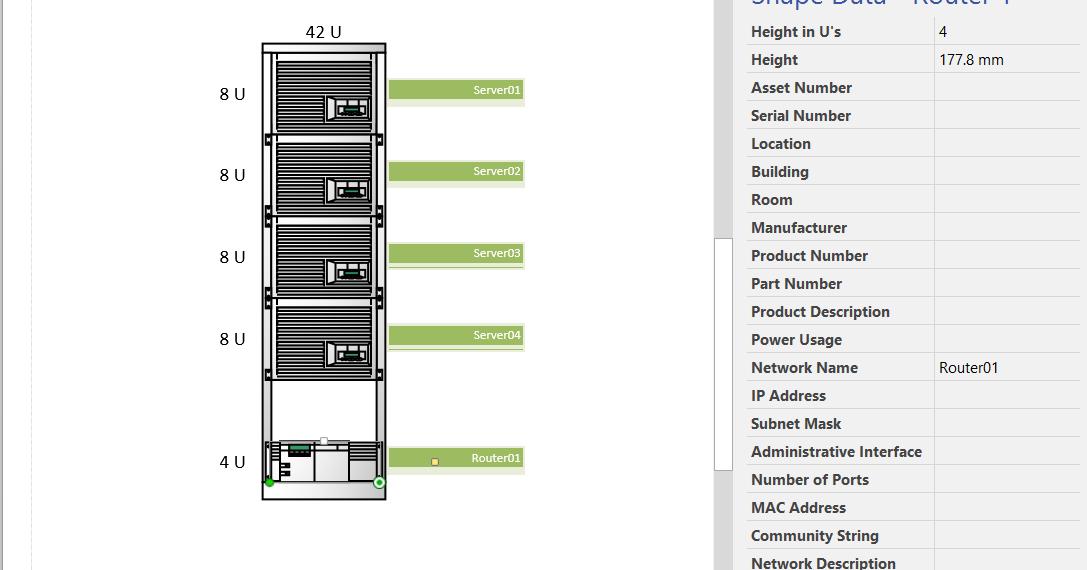 Using PowerShell to update Visio diagrams ~ TEAMAS