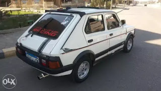 Used Car in Egypt Forsale FIAT 127