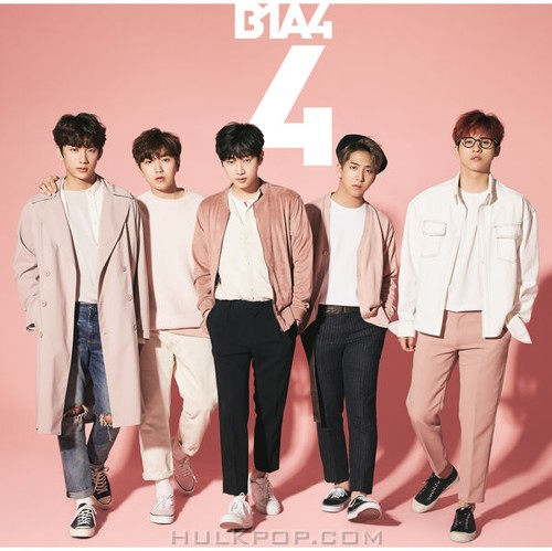 B1A4 – 4 -Japanese Ver.- (ITUNES MATCH AAC M4A)
