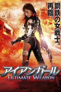 Garota de Ferro 2: Arma Definitiva – Legendado (2015)