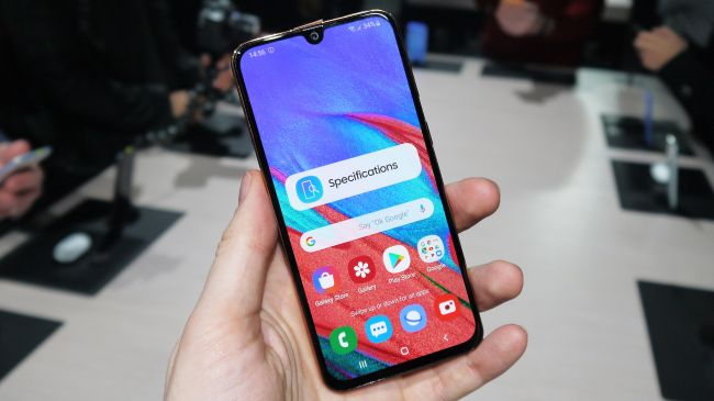 Samsung Galaxy A40 - Price, Specifications & Features - Techreviewbd.Com