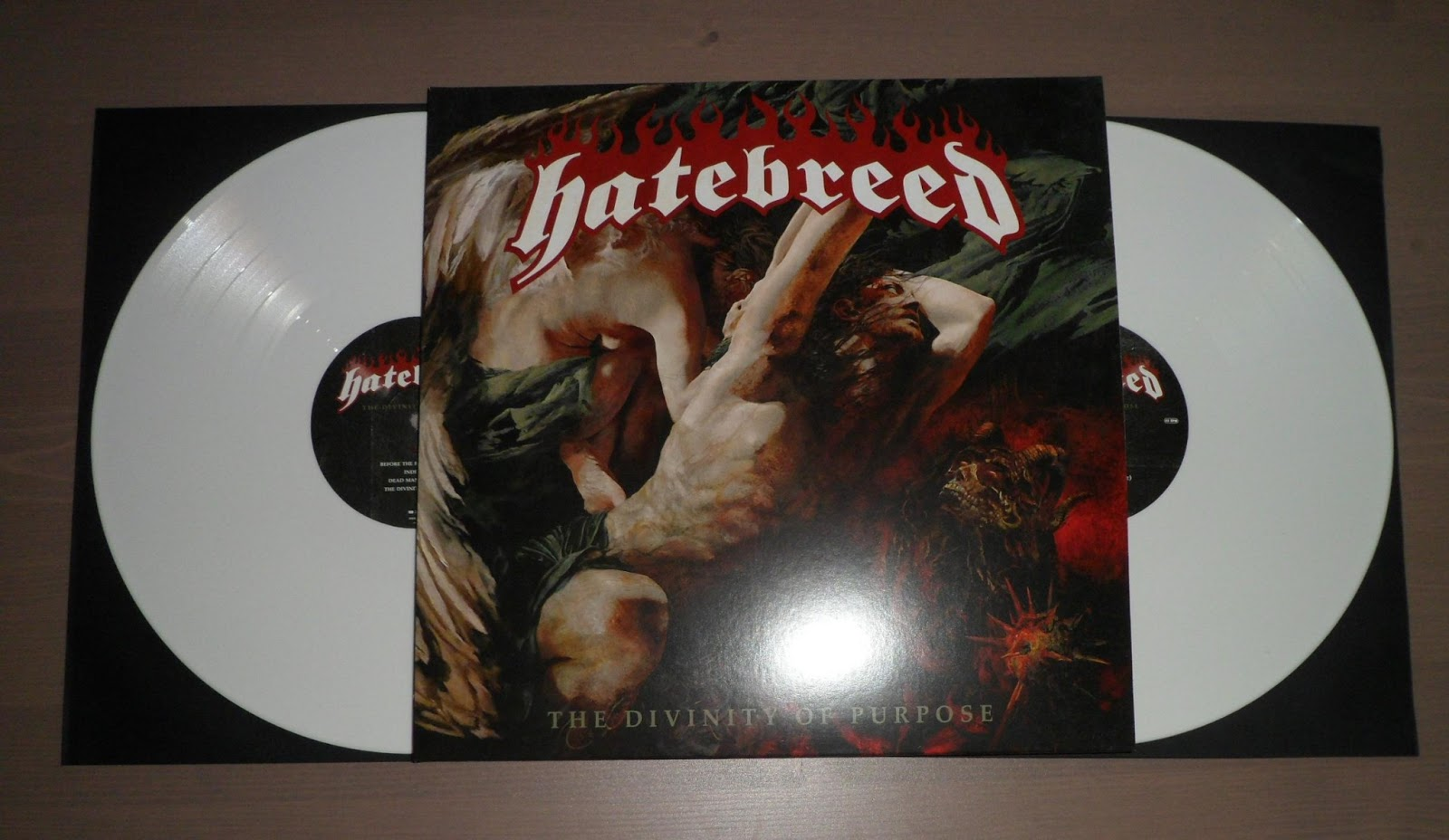 Hardcore Metal Vinyl Nb Pre Order Hatebreed The Black