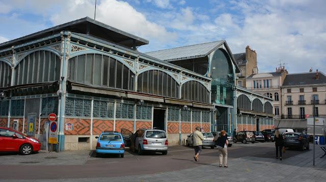 Dijon market hall