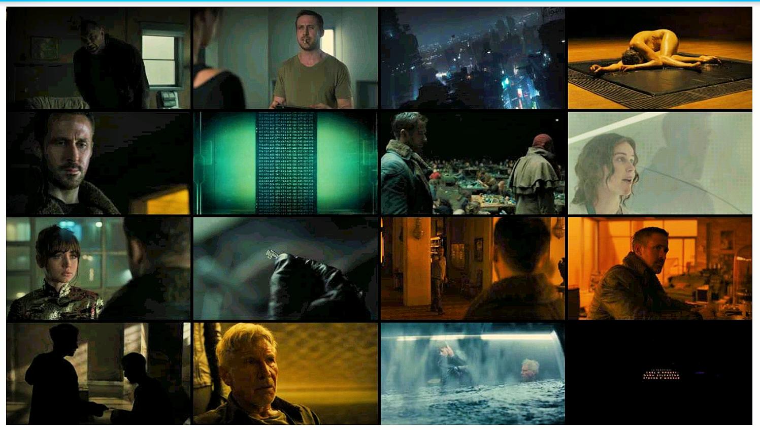Blade Runner 2049 (2017) 720p HD-Rip {English} Full Movie ... - photo#41