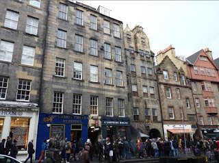 Royal Mile, Lawnmarket.