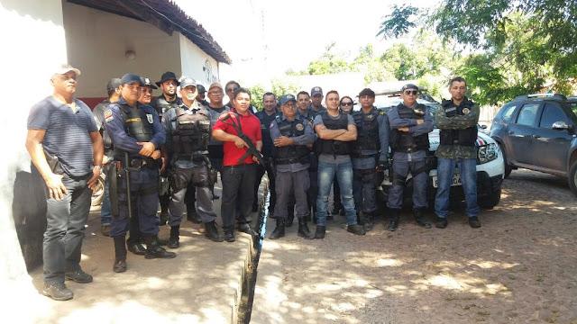 Seis pessoas são presas durante operação Sant'Ana, em Buriti/MA