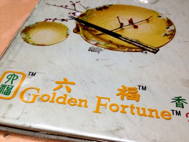 Golden Fortune in Binondo