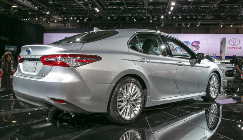 2021 Toyota Camry Trim Level Differences