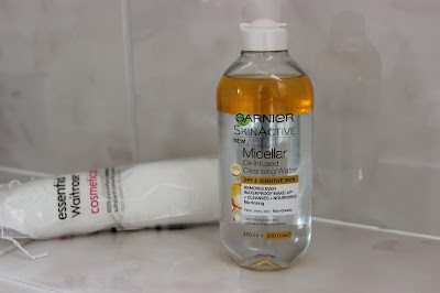 Garnier Micellar Oil-Infused Cleansing Water review