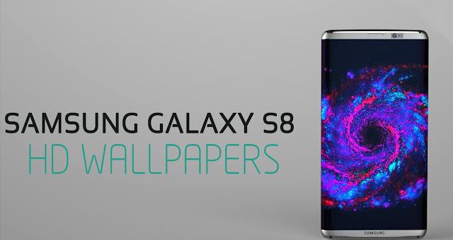 تحميل خلفيات Samsung Galaxy S8 / S8 edge HD الأصليه ✅