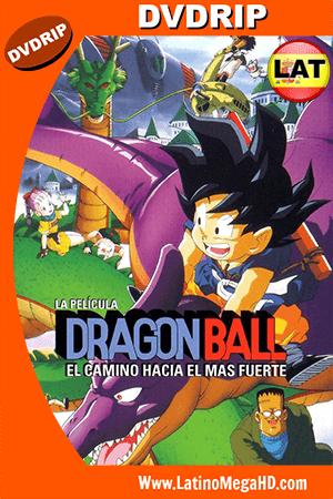 Dragon Ball El Camino Hacia El Mas Fuerte (1996) Latino DVDRip ()
