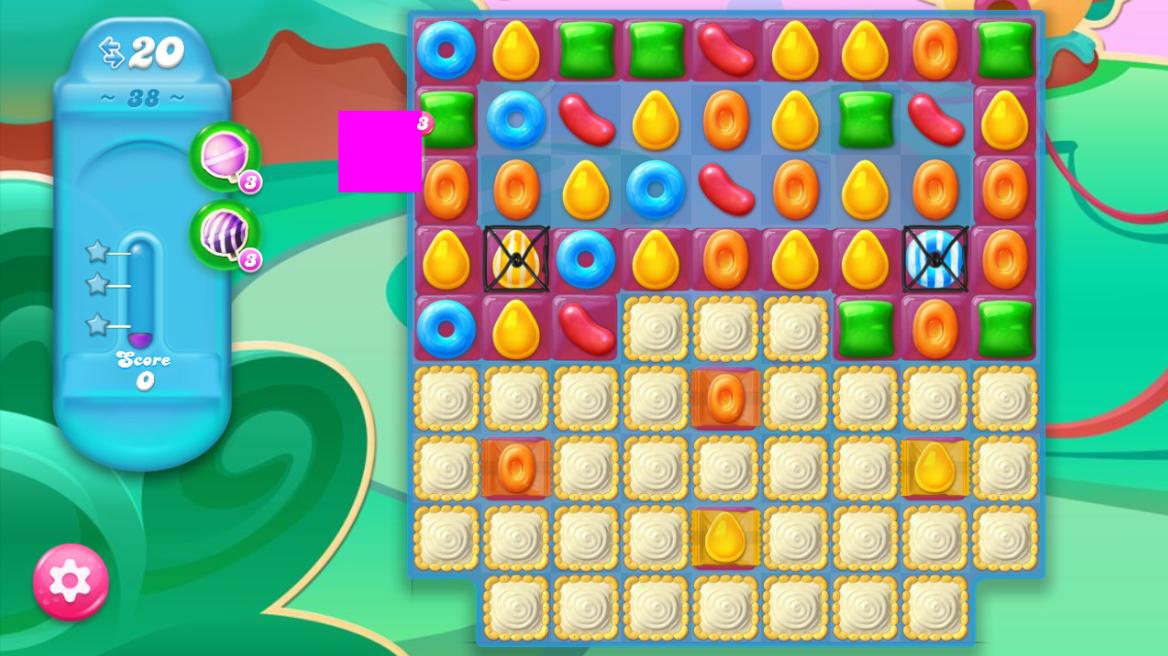Candy Crush Jelly Saga 38