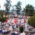 Kaymakçı'da geniş katılımlı iftar sofrası kuruldu