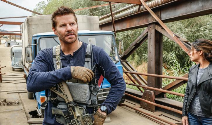 SEAL Team - Episode 1.11 - Containment - Promo, Promotional Photos & Press Release
