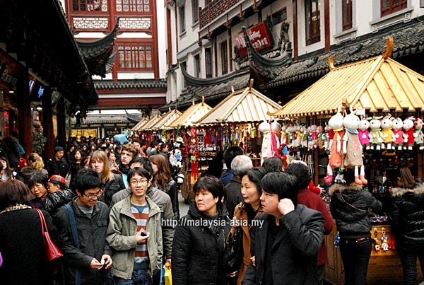 Shanghai Yuyuan Bazaar