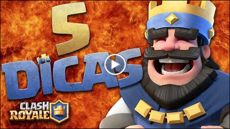 as melhores dicas para iniciantes em clash royale   clash