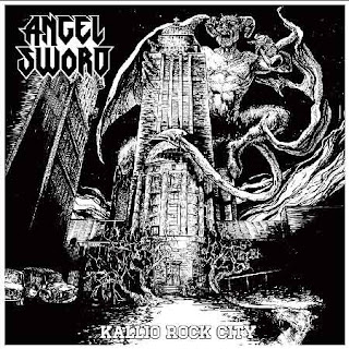 Angel Sword - Kallio Rock City (single)