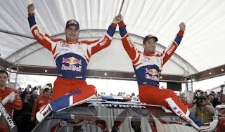 RALLY-Loeb es imparable en Argentina