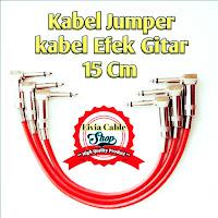 Kabel Jumper Atau Kabel Jumper Efek Gitar 15cm