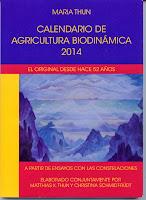 """Thun, Maria, """"Calendario de Agricultura Biodinámica 2014"""""""