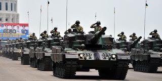 DPR Dorong TNI Punya Senjata Nuklir. Ternyata Inilah Alasannya,,