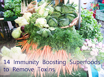 Health Tips: 14 Immunity Boosting Superfoods to Remove Toxins