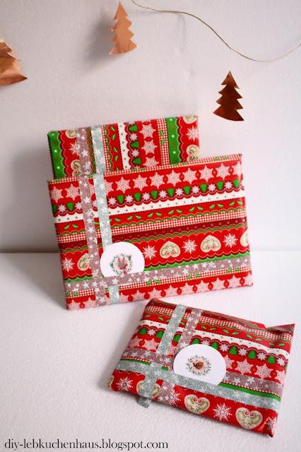Geschenke einpacken Tipps
