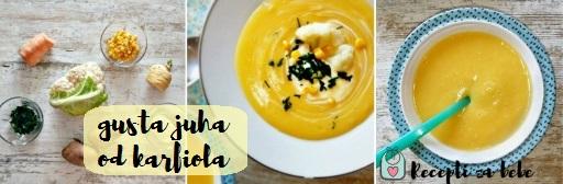 krem juha od karfiola