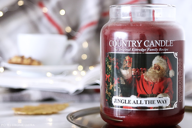 jingle all the way country candle