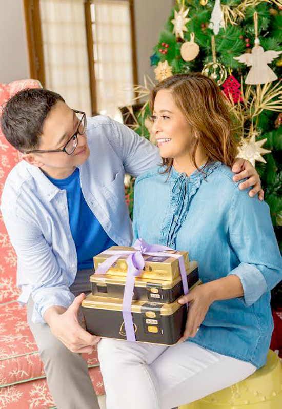 MARKS & SPENCER: THE ART OF SMART GIFT GIVING THIS CHRISTMAS