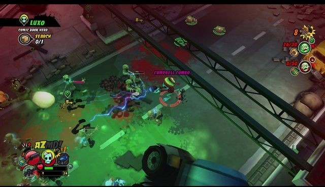 All Zombies Must Die PC Game Free Download Screenshot 2