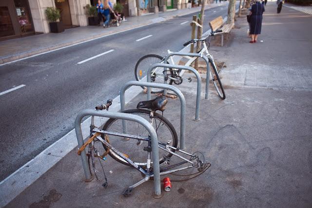 Городские проблемы Барселоны