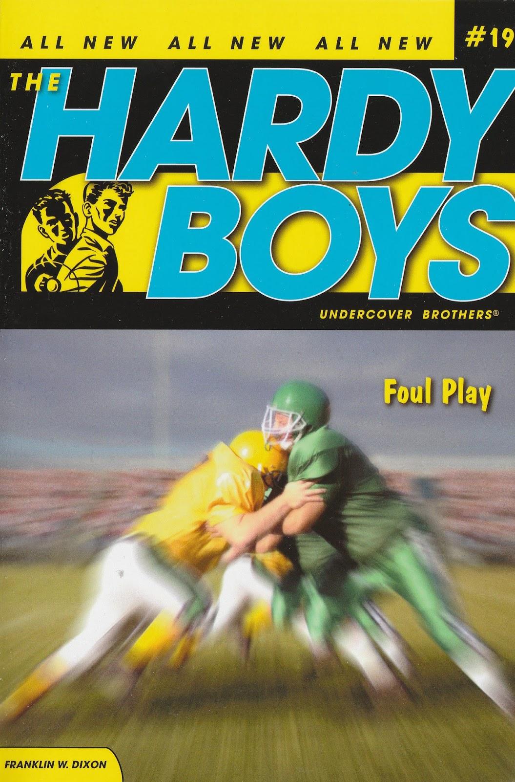 the hardy boys books pdf