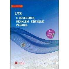 Sonuç Yayınları LYS 2.Dereceden Denklem - Eşitsizlik - Parabol