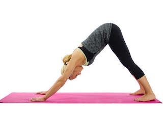 Những tư thế Yoga tác động đến toàn cơ thể, giúp bạn giải phóng lượng mỡ thừa hiệu quả