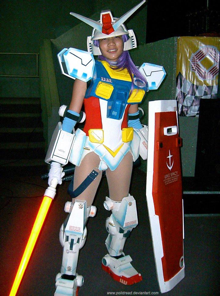 Kiki S Nest Gundam Cosplay Girls