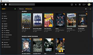 Plex Media Player nu gratis