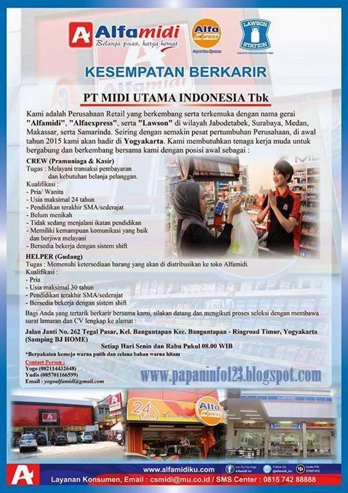 Info Lowongan Kerja Jogja 2013 Portal Info Lowongan Kerja Di Yogyakarta Terbaru 2016 Lowongan Kerja
