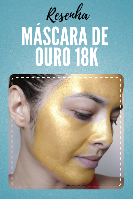 Mascara facial de ouro face beautiful resenha