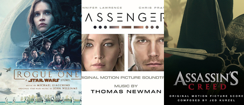 new-soundtracks-rogue-one-passengers-assassins-creed-insecure