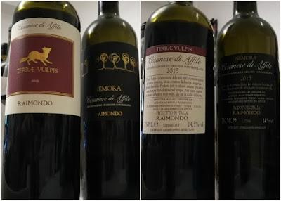 vino cesanese di affile raimondo