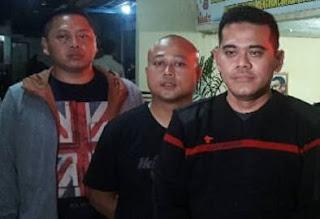 Kapolres Cirebon kota yang baru menjabat dua hari AKBP Roland Ronaldy SH.Sik.M.Pict.M.iss