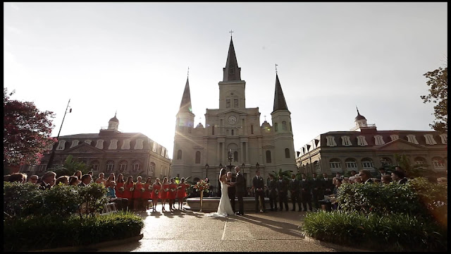 Wedding Videographer New Orleans