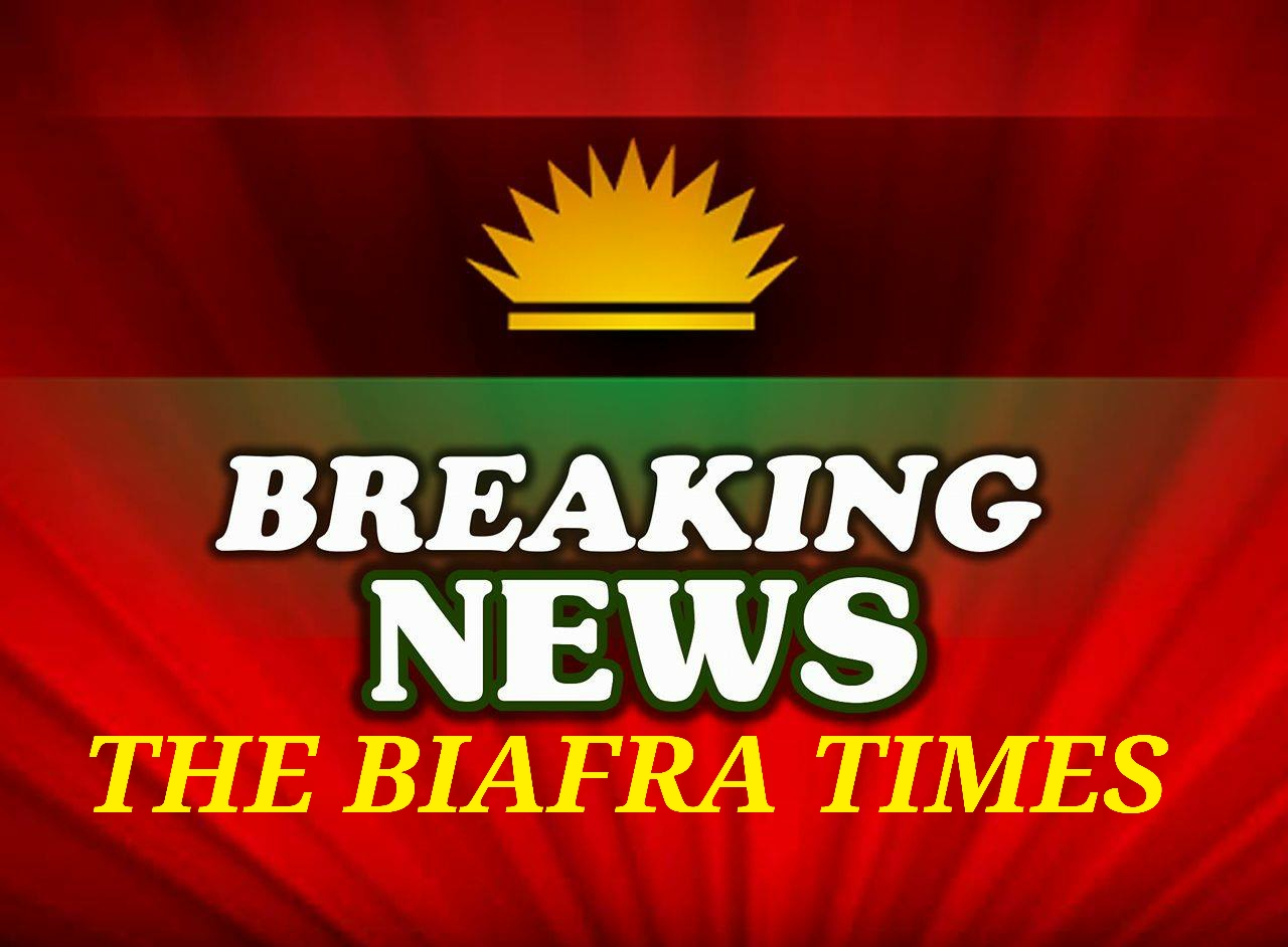 Breaking News: NIGERIA ARMY FORCING BIAFRANS AT GUN POINT ...