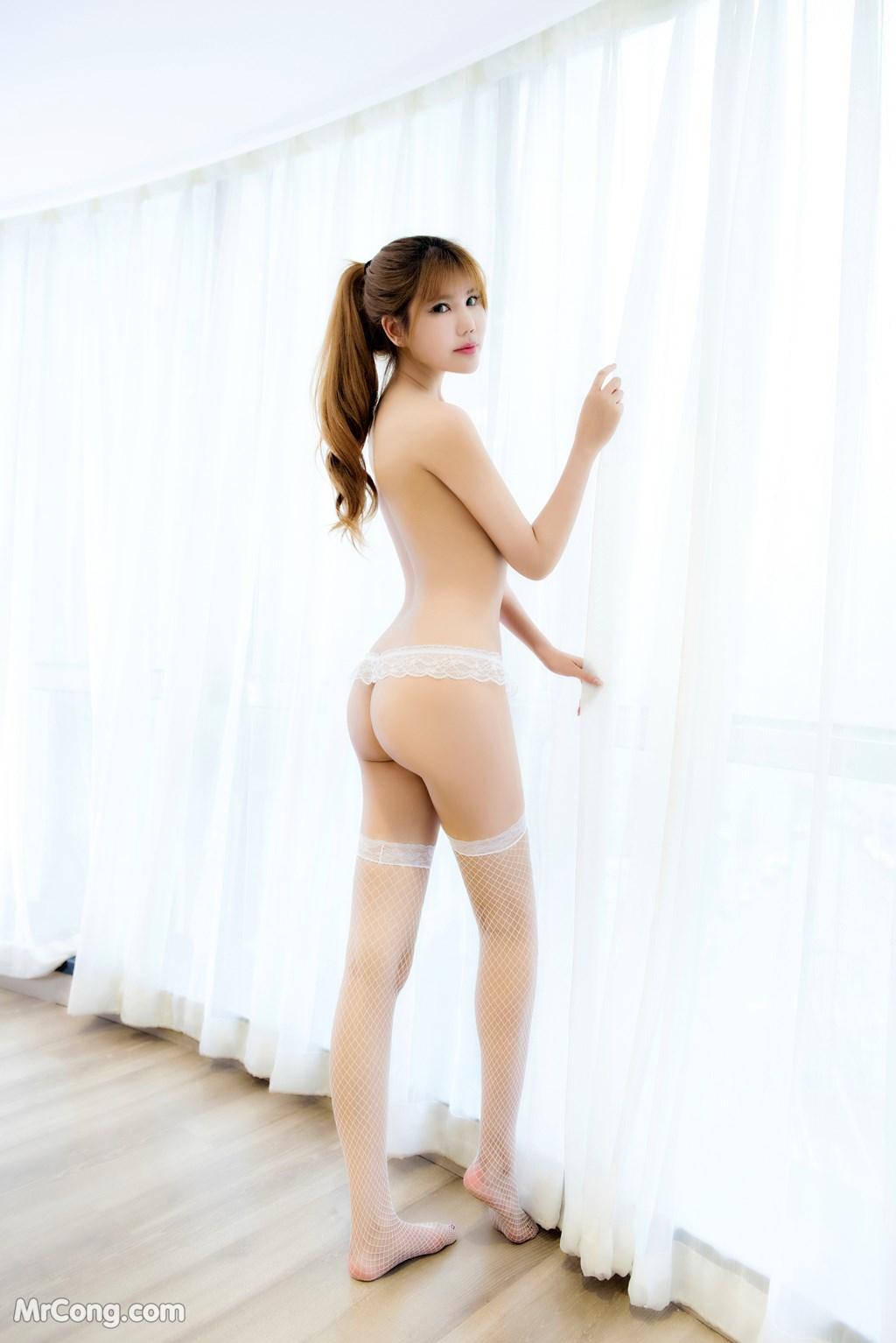 Image SLADY-2017-05-25-No.006-An-Pei-Lei-MrCong.com-014 in post SLADY 2017-05-25 No.006: Người mẫu An Pei Lei (安沛蕾) (27 ảnh)