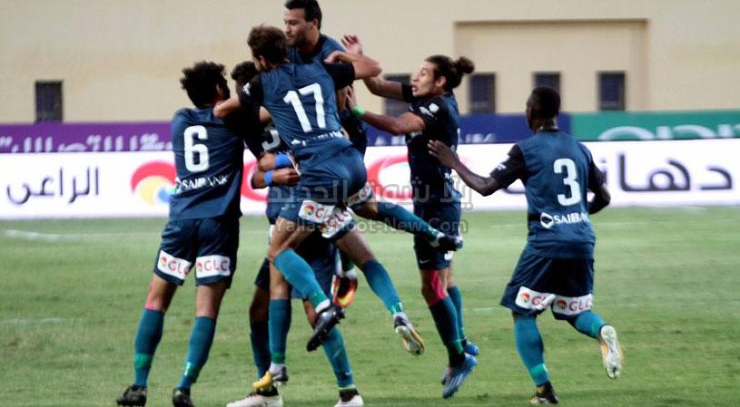 التعادل السلبي ينهي مباراة إنبي والاتحاد السكندري في الجولة 12 من الدوري المصري