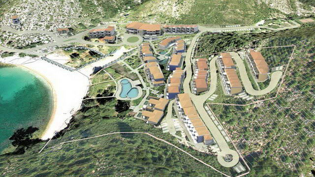 Τουριστική επένδυση 15 εκατ. ευρώ στη Θάσο - Πρεμιέρα για το Thassos Grand Resort