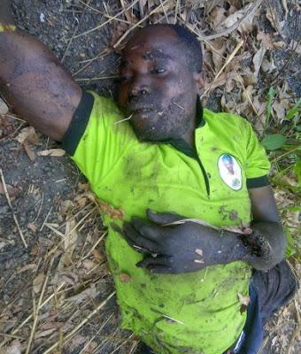 fulani herdsmen kill okada operator ekiti
