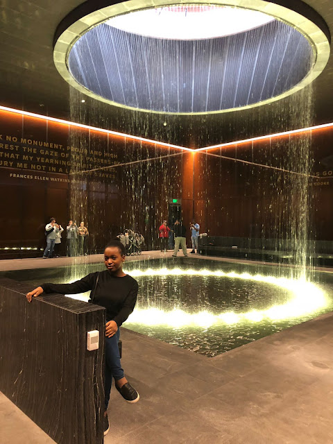 national museum of african american history - coco bella blog